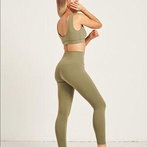 f391318a965e9 FLEXXFIT Pants - ✨FLEXXFIT Luxe Leggings Khaki Dream✨